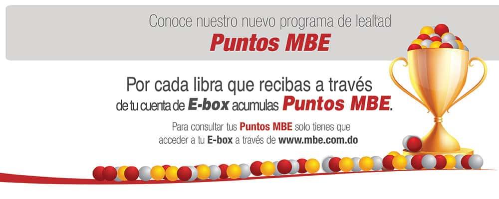 Puntos MBE